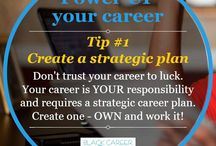 Power Up your Career / 5 things to consider when powering up your career