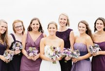 RLE Real Wedding- Purple Winter