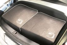 Custom Luggage for Roadsters and Convertibles / Available at RoadtripLuggage.com