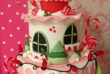 3D / Theme Cakes
