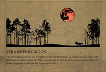 moon and mitical, mistical and magical stuff