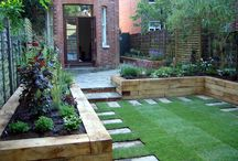 Raised Beds / by Designed On Sunshine
