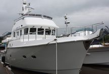 Nordhavn 47 - Annie M / Annie M is the perfect example of a Nordhavn 47, beautifully maintained by her first / current owners, she has cruised the West Coast of Scotland since delivery in 2008. She is a very well specified 47.