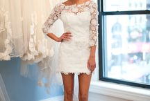 Simple Wedding Dresses / by Meghan Smith