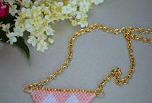 Lady Jam Design by Julia Vlasova / My handmade jewelry, beadwork and embroidery.