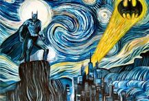 Batman rocks! / by Gigi Skinner