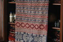 Textiles of Indonesia / An array of wonderful traditional cloths and woven fabrics from various parts of the archipelago