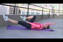 Exercises / by Elizabeth Pavon Shofner