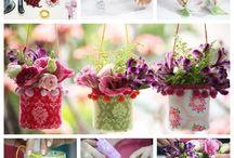 balkon / kwiaty