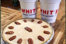 Holiday Treats / Delicious frozen custard holiday delights from Whit's Asheville!