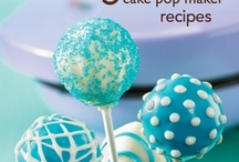 Cakepops! / by Kaity Rowe