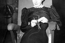 Knitting People Inspiration