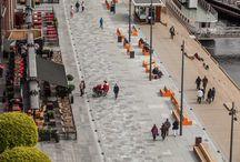 Streetscape/Promenade