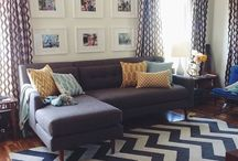 Living Room / by Brandy Rustemeyer