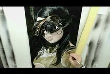 Painting - Video