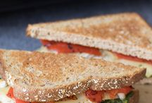Super Sandwiches / From classic creations to cool new combinations.