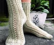 knitted socks / by faery fay