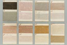 | color palettes |