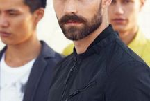 Mode homme / Coupes et barbes