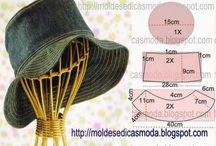 Čepice, klobouky....