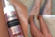 Skincare • Tan
