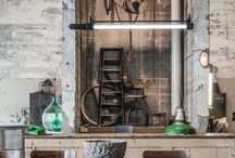 SHOPS I LIKE / industrial furniture and accessories  / by villa d'Esta