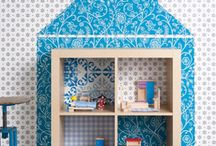 for kids rooms / by Ruth Bross