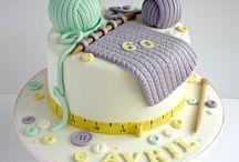 knitting and needle work
