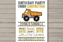 Walker's 2nd Birthday!!!! / by Brianna Kear