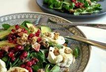 Essen und Trinken I Salate