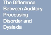 diff between apd and dyslexia