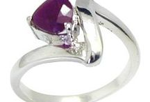 Buy Sterling Silver Gemstone Rings Online / Manufacturer Supplier of Sterling Silver Gemstone Rings from India. We use Genuine Gemstones like Garnet, Amethyst, Blue Topaz, Ruby, and Emerald. More Info: http://www.sterlingsilverjewelry.tv/sterling-silver-jewelry/silver-gemstone-rings.html
