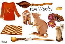 Motywy HP / Dla każdego fana Hogwardu i Harrego Potera!