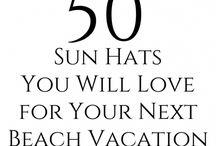 50 Sun hats