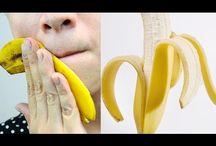 cascara de banano