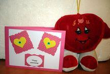 Felicitari Valentine's Day - creatie proprie