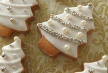 X-mas cookies deco