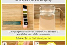 Alkaline waters