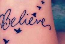 Tattoos ;)
