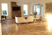 Versailles Parquet / The well known Versailles parquet designed by Renaissance Parquet.