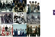 Kpop boys group