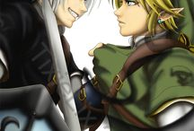 Dark Link And Light Link