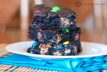 Brownies and Bars / by juju sweets