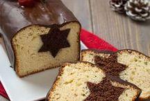 plumcake con stella
