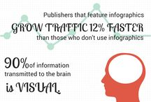 Marketing Infographics / Marketing infographics and data visualizations for marketers