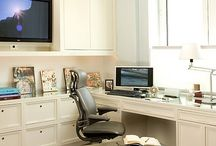 Home Office / by Avery Ashley