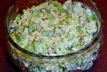 Salads / by Cathy Dunfee