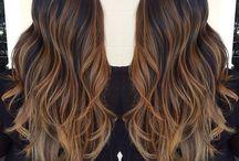 hair: ombre