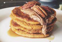 Vegan Pancakes - Savoury & Sweet