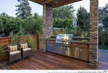2017 Deck Trends / Giving your backyard a makeover this year? Find out what's hot for 2017 outdoor living!